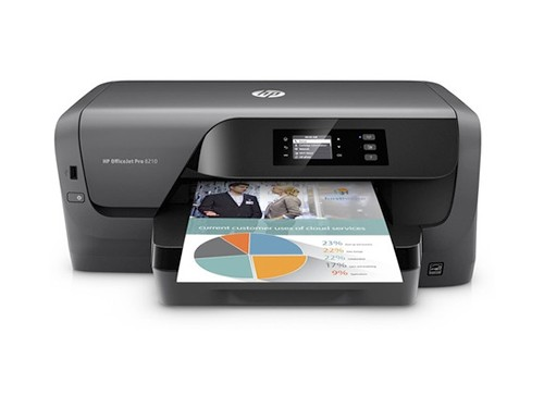 Impresora Hp Officejet 8210 Pagewide Wifi Duplex Usb