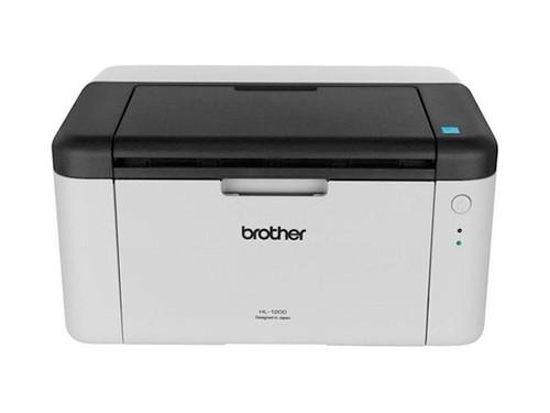 Impresora Monocromática Laser Brother Hl-1200 Usb