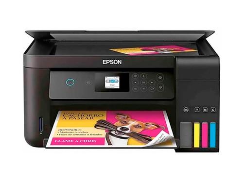 Impresora Epson Multifunción L4160 Sistema Ecotack Doble Faz