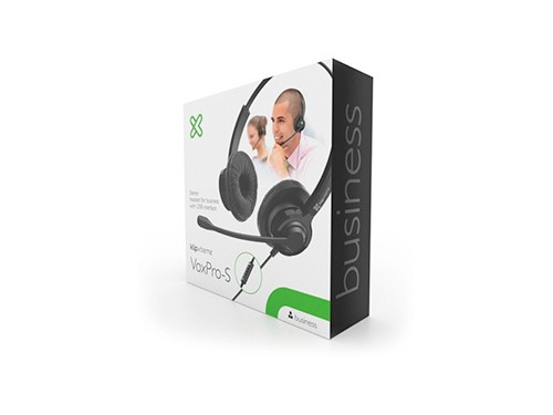 Auriculares Con Microfono Stereo Headseat Usb Skype Video