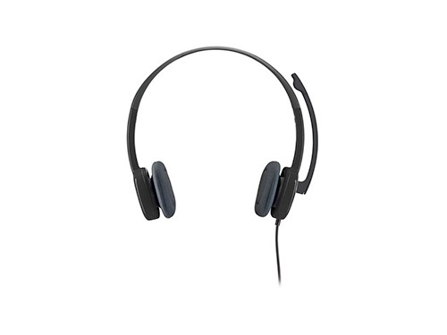 Auricular Vincha Headset Logitech H151 Micrófono Pc Ps4 Mini