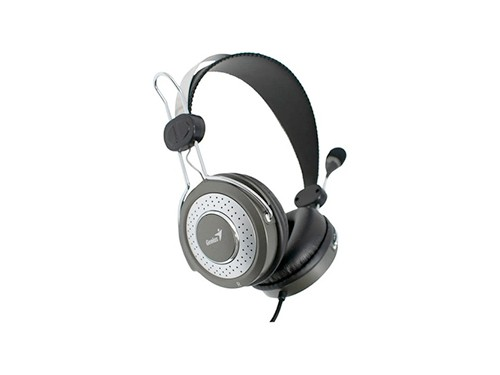 Auriculares Con Microfono Headset Genius Pc Voip Zoom Chat