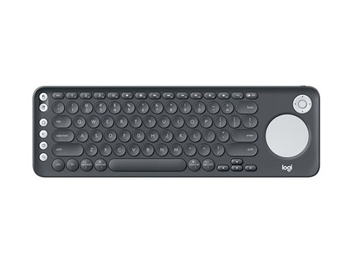 Teclado Smart Tv Tactil Logitech K600 Pc Multimedia
