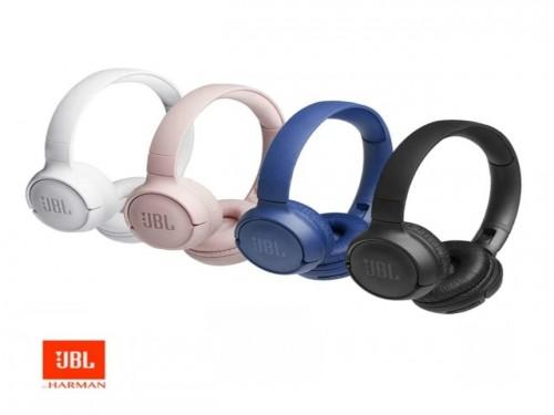 Auriculares JBL T500BT Vincha Bluetooth Inalámbricos Garantía Oficial