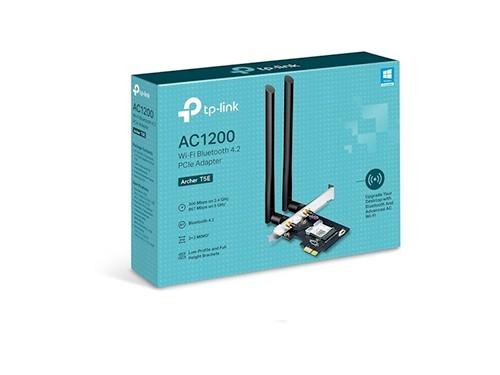 Placa De Red Pci-e Tp-link Archer T5e Wifi Bluetooth Dual