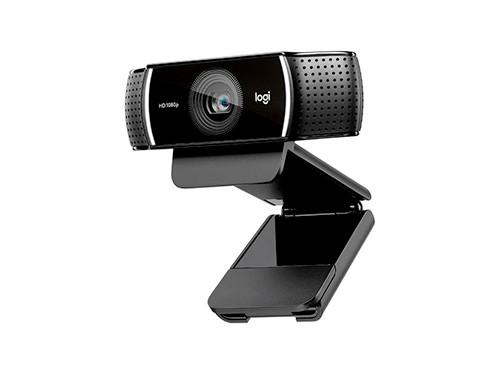 Webcam Camara Web Logitech C922 Pro Stream Gamer Youtuber