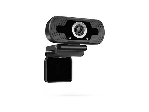 Webcam Camara Streaming Usb 2k Lente Cmos Zoom + Tripode