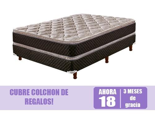 Conjunto Cannon Exclusive c/pillow 90x140