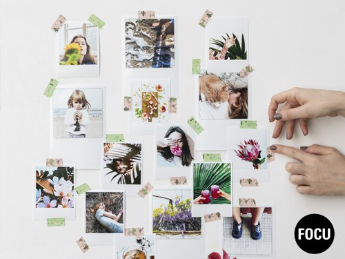 Fotos en papel tipo Pola. Pack x 100. Calidad profesional