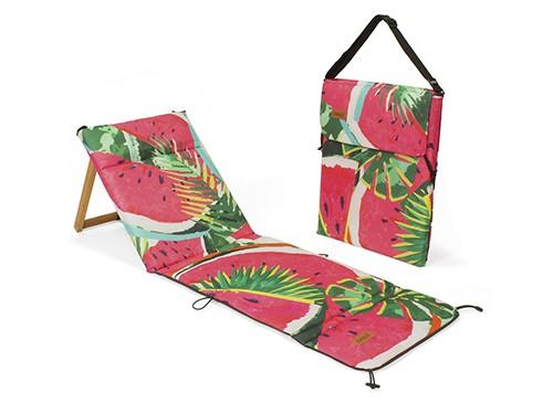 Reposera Plegable Chilly Diseño Sandia