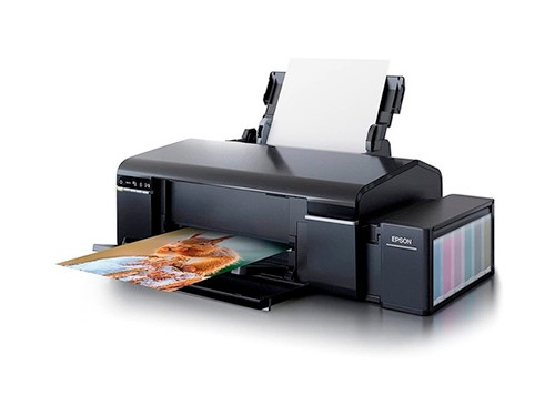 Impresora Epson Cd Dvd Fotografica Sistema Continuo Wifi