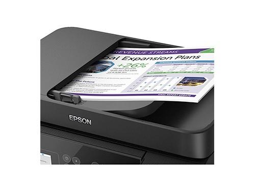 Impresora Multifuncion Epson L5190 Ecotank Red Wifi Ex L575