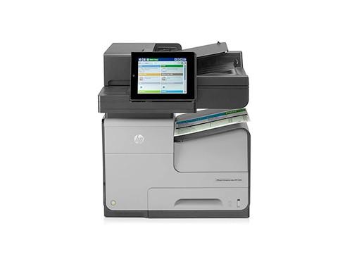 Impresora Hp Multifuncion X585 Duplex Pantalla Tactil Ex 477
