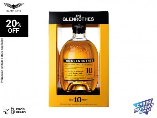 The Glenrothes 10 Yo. Speyside Malt 700 ml.