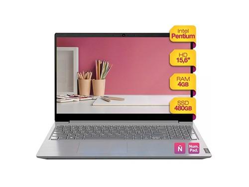 Notebook Lenovo Pentium 4 Nucleos Ssd 480 Gb 4gb Ram Sandisk