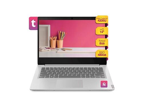 Notebook Lenovo Celeron 14 Ssd 480gb Ram 8gb Win 10