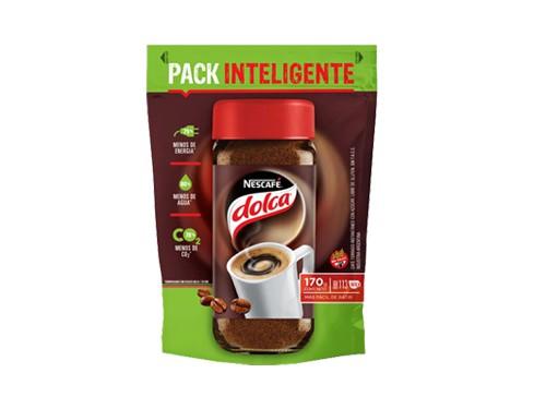 CAFÉ NESCAFÉ DOLCA TRADICIONAL POUCH 170G