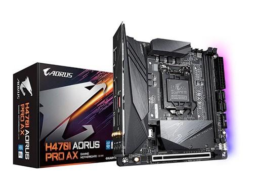 Motherboard Gigabyte H470i Aorus Pro Ax Gaming S 1200 10ma G
