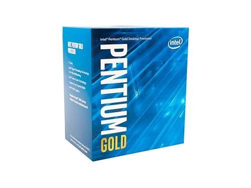 Micro Procesador Intel Pentium Gold G5400 Dual Core