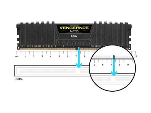 Memoria Ram Corsair Vengeance Lpx Ddr4 16gb 2400mhz 1x16gb