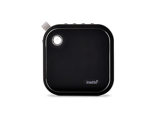 Parlante Bluetooth Portatil Instto Ingeo Aux Micro Sd