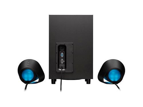 Parlantes Gamer Logitech G560 Iluminacion Rgb Sincronizada