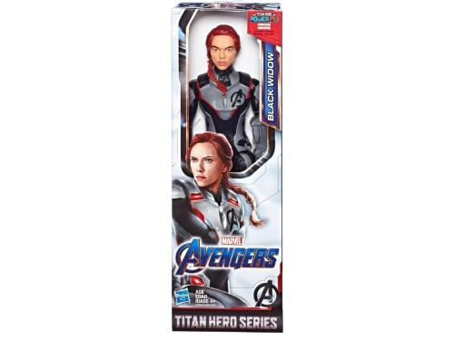 Muñeco Avengers Titan Hero Black Widow 30 Cm