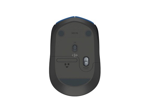 Mouse Inalambrico Logitech Usb P/ Notebook Pc Hogar Oficina