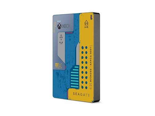 Disco Duro Externo Seagate 2 Tb Edición Cyberpunk 2077 Xbox