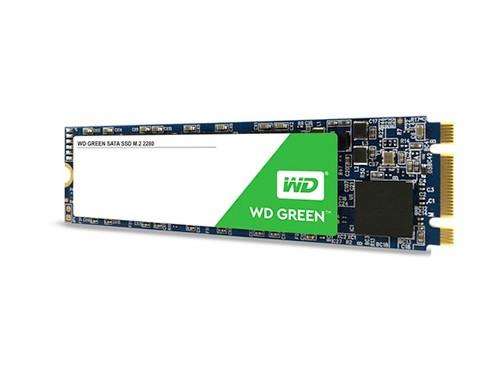 Disco Estado Solido Ssd Wd 480gb 2280 Green M.2