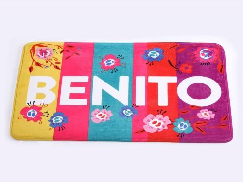 Alfombra de Baño 50x75 Benito Fernández