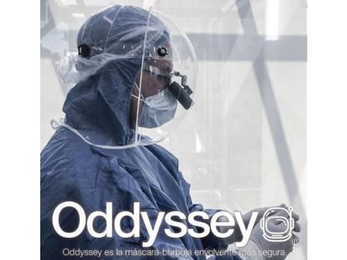 Mascara Burbuja Acrílica Oddyssey Original