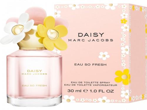Perfume de Mujer MARC JACOBS DAISY EAU SO FRESH FEM x30ML EDT