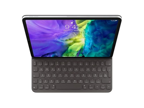 Apple Teclado Smart Keyboard Para iPad Pro 11 2da Generacion