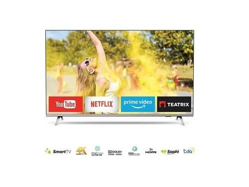 Smart Tv Philips 50 Pulgadas 4k Uhd 50pud6654/77