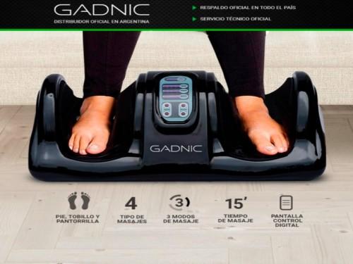 Masajeador Healthy Feet Pies Tobillos y Pantorrillas Digital Gandic