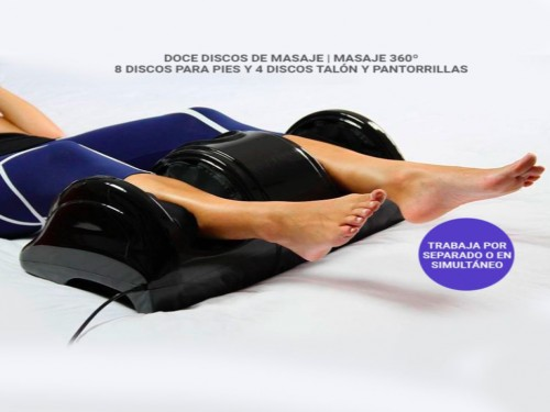 Masajeador Healthy Feet Pies Tobillos y Pantorrillas Digital Gandic