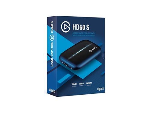 Capturadora Elgato Hd60 S Ps4 Xbox One Usb 3.0 1080p