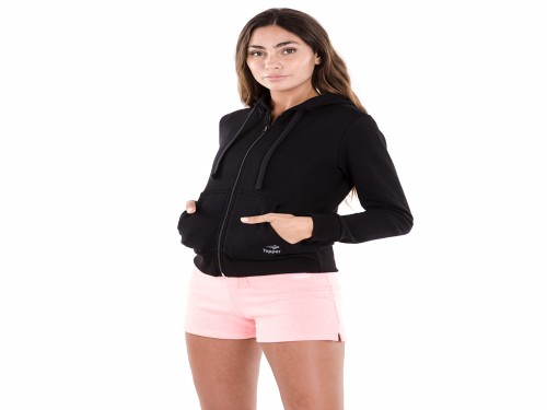 Campera Topper Mujer Rtc Wmns Color Negro
