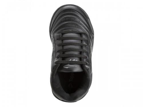 Zapatillas Topper Unisex Game Over Cuero Color Negro