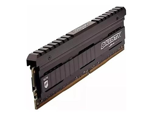 Memoria Pc Gamer Crucial 8gb Ddr4 2400mhz Ballistix Disipada