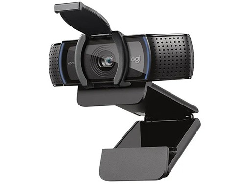 Webcam Logitech Pro C920s 1080p Full Hd Micrófono Skype Box
