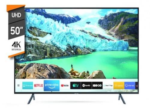 "Televisión Smart 4K 50"" UHD Samsung"