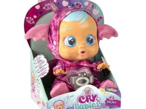 Muñeca Cry Babies Bruny Wabro