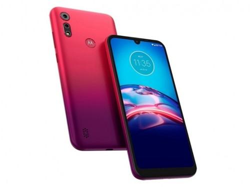 "Telefono Celular Motorola E6S 6,1"" Quad Core 2Gb 632Gb  Rojo"