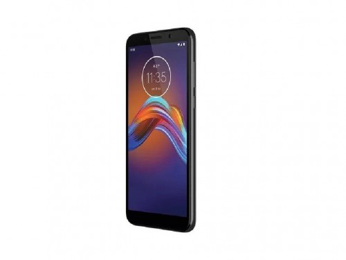 Telefono celular Motorola E6 Play 55 Quad Core 2Gb 32Gb Black