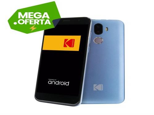 Celular Libre Kodak Smartway T1 Dual Sim Doble Camara