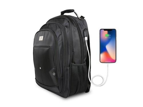 Mochila USB porta Notebook