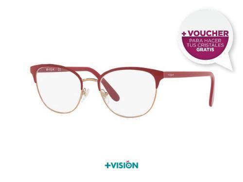 Armazón Vogue 4088/5081 52 + voucher cristales graduados gratis
