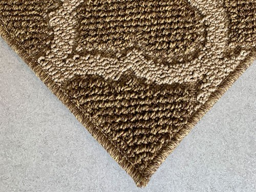 Alfombra Eco Natural - 133x190cm - 70%OFF - ENVÍO GRATIS - BAZHARS